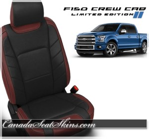 2018 F150 Custom Leather Packages Canada