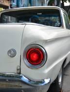 Vintage Car, Kensington Neighborhood, Toronto