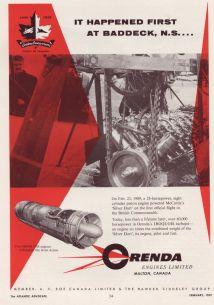 Orenda Engine