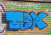 """TDX"" Graffiti, Toronto"