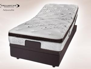 S Cape Wall Hugger Adjule Bed With Spring Mattress