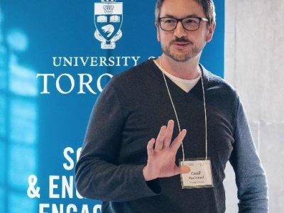 Dr. Geoff MacDonald, Professor