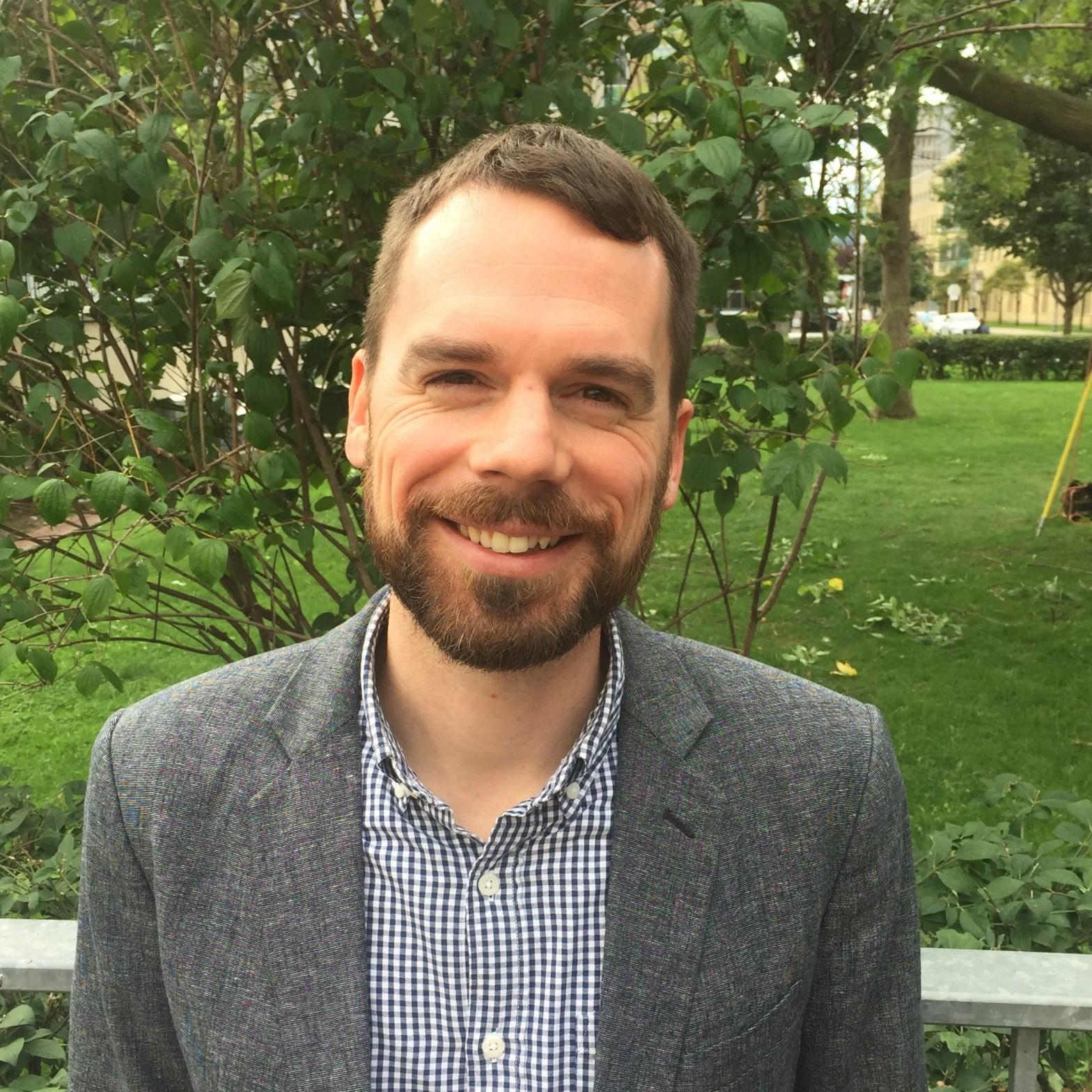 Dr. Michael Mack, Assistant Professor