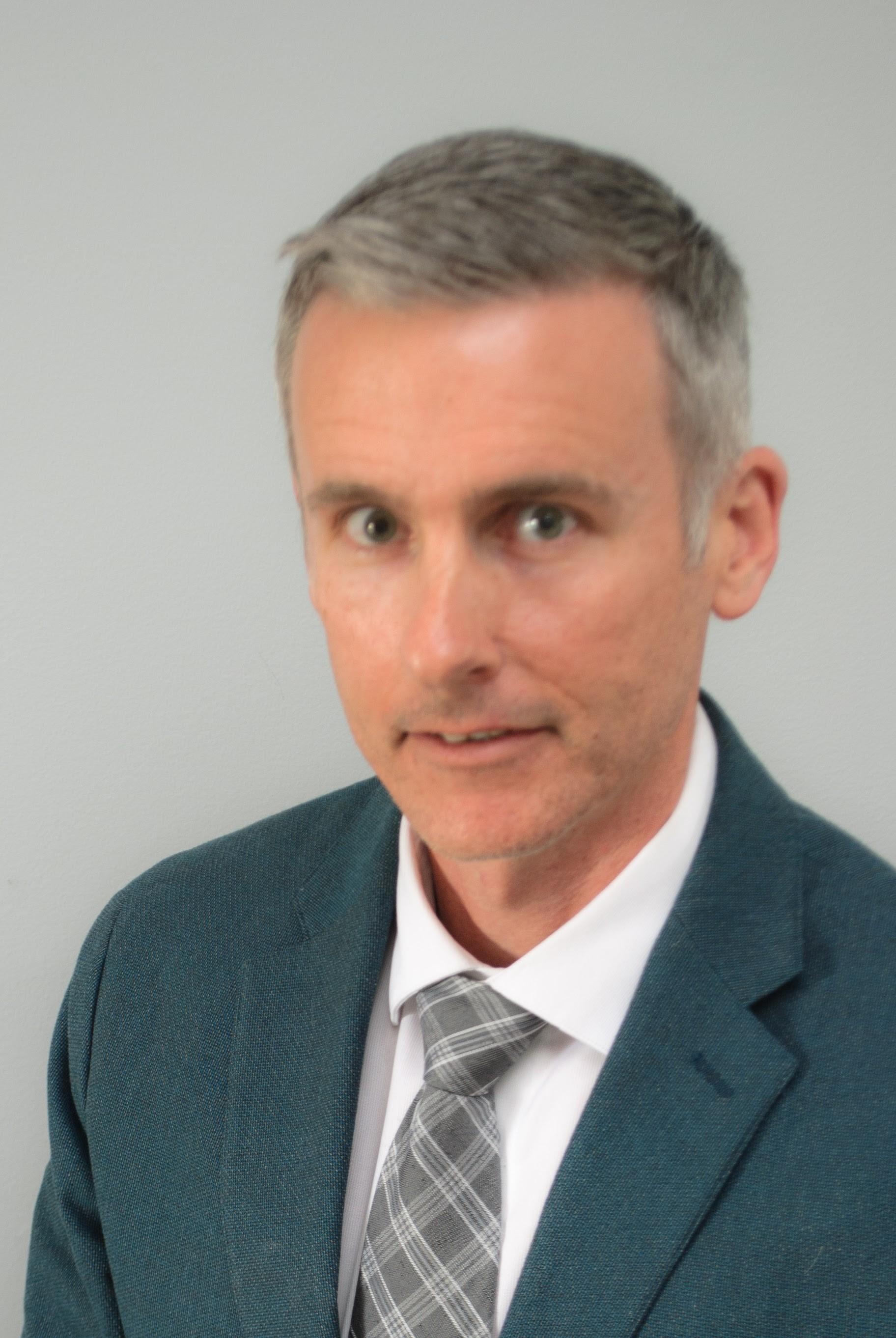 Dr. Bradley Scott, Ph.D.