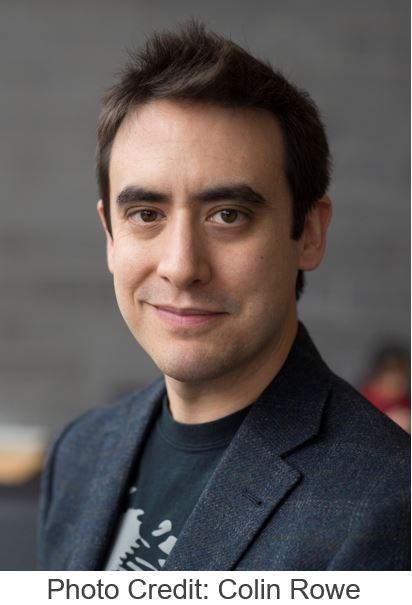 Dr. Andrew Pelling, CSO of Spiderwort
