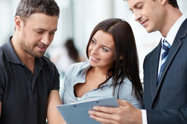 Cosigner on a car loan