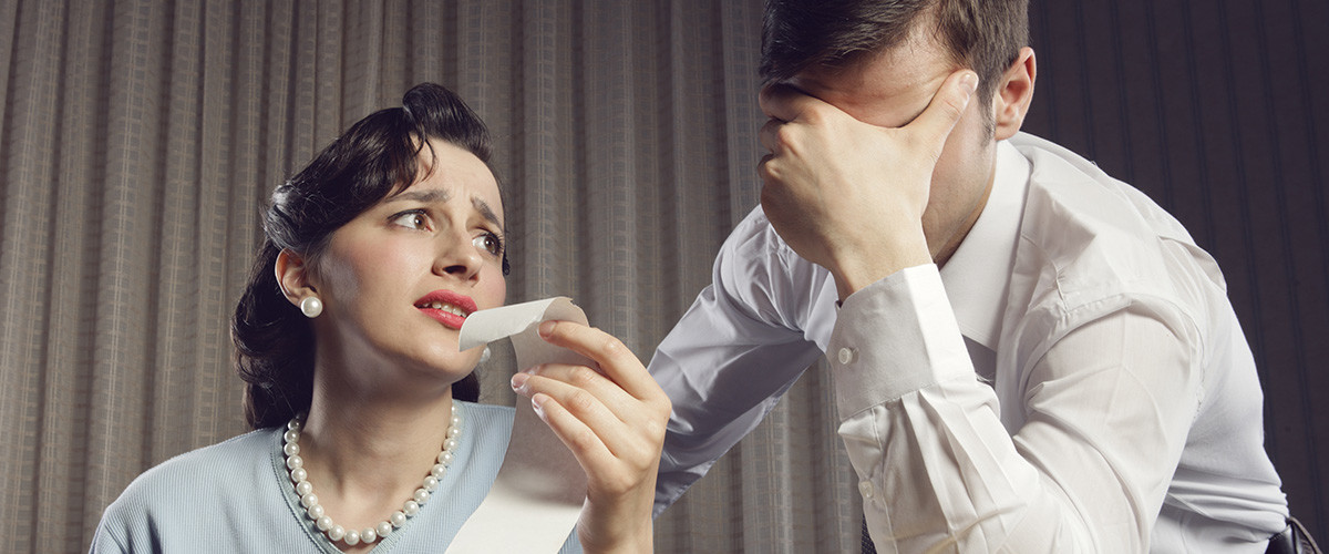 How divorce can affect credit score