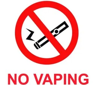 no-vaping