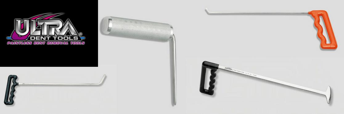 Ultra Dent Tools Paintless Dent Repair Tools