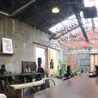 Daerim Warehouse and Onion- The Two Cafes to go to in Seongsu, Seoul, Korea