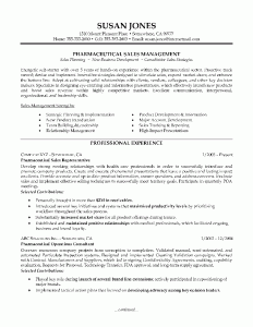 cover letter for resume for pharmaceutical sales example of a