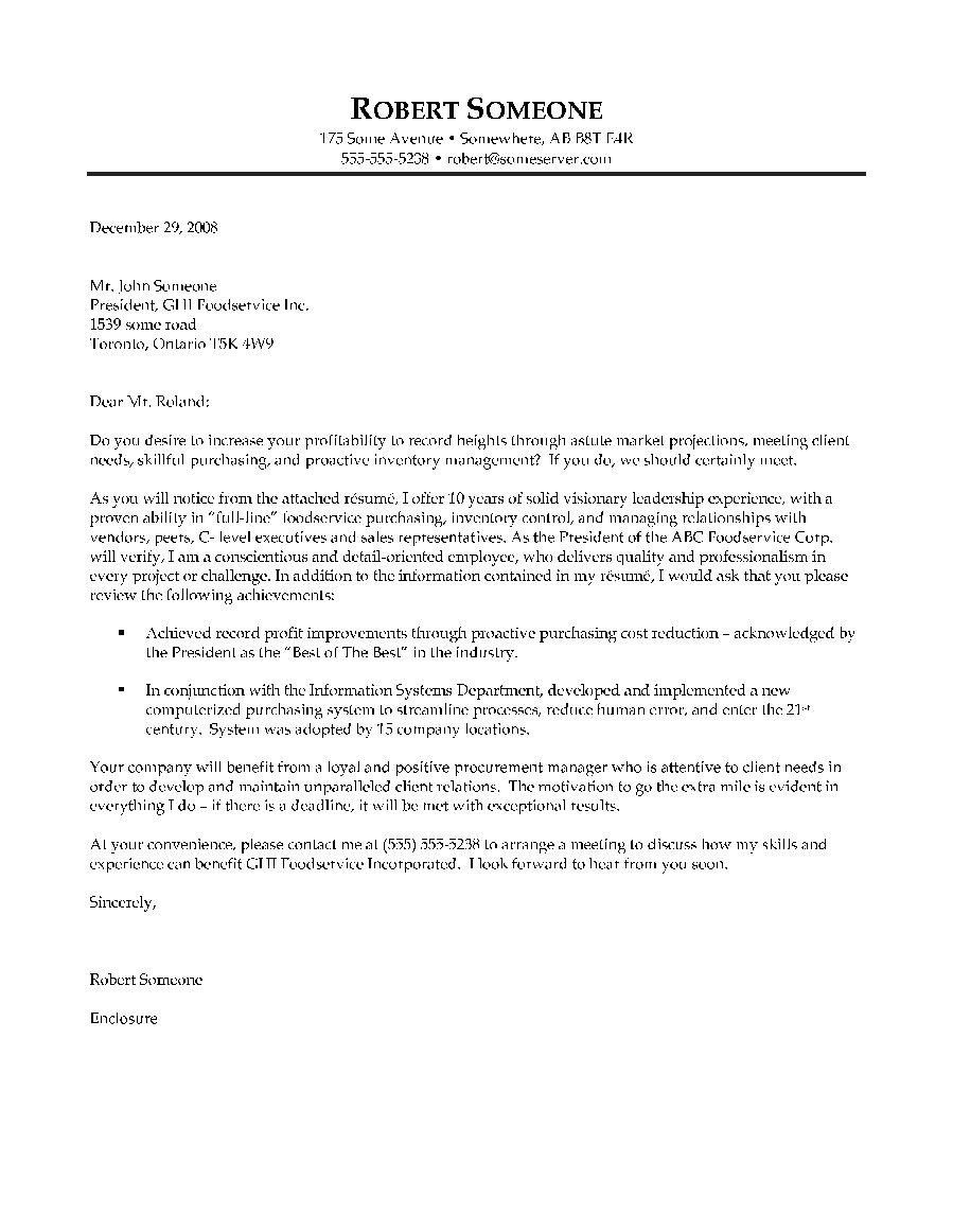 food service worker resume