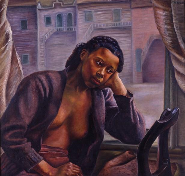 Girl in the Window, 1941