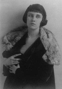 Studio Portrait of Prudence Heward, c. 1927