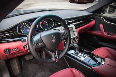 Review 2016 Maserati Quattroporte S Q4 Canadian Auto Review