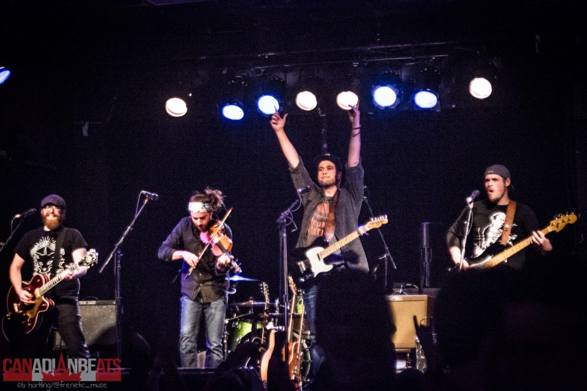 Photo review - The Stanfields,  Rain Over St. Ambrose & Freman Dre & the Kitchen Party