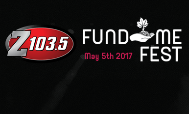 Fund Me Fest and Z103.5 FM Launch Inaugural Music Competition