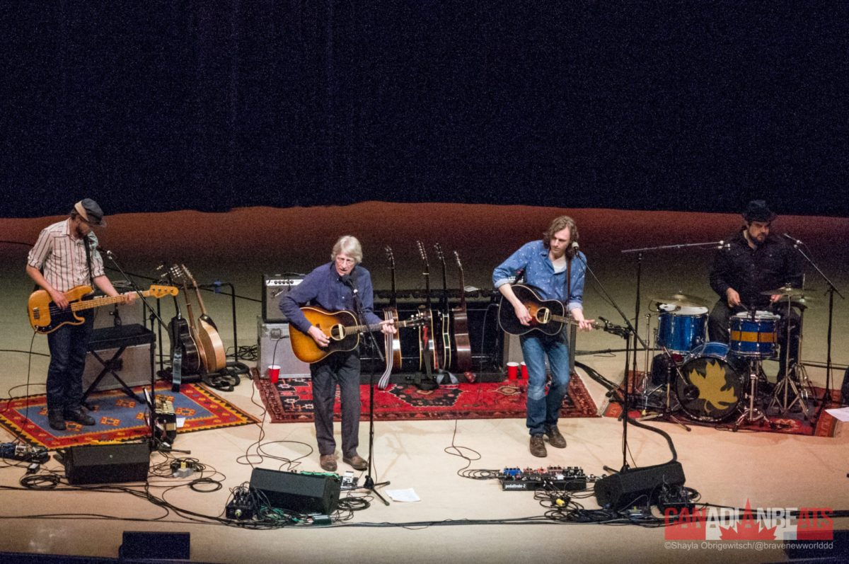 Photo Review - Bill & Joel Plaskett