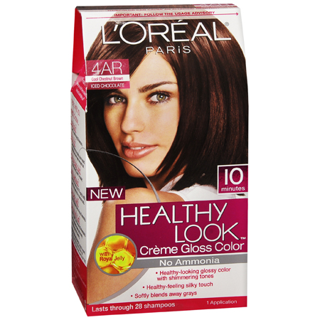 l oreal healthy look creme gloss review canadian beauty