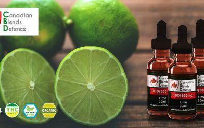 Lime CBD Tincture – Coronavirus in Canada – Covid-19