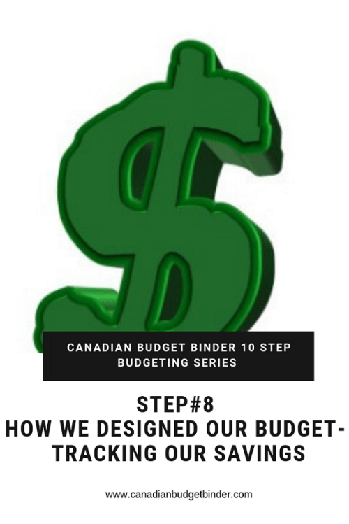 CANADIAN BUDGET BINDER 10 STEP BUDGETING SERIES- Tracking Our Coupon Savings