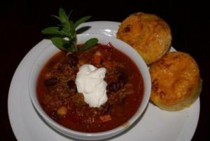 Mr. CBB's crockpot chili