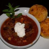 Mr. CBB's crockpot chili