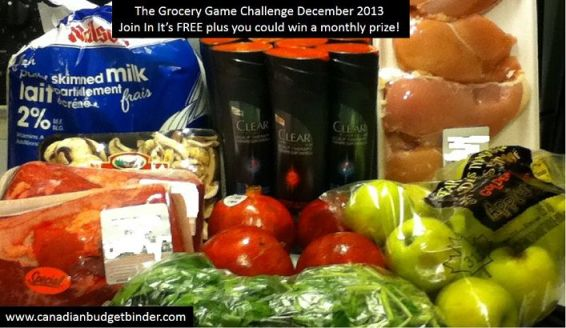 Grocery-game-challenge-December