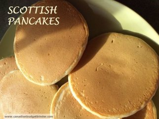 Scottish-Pancakes