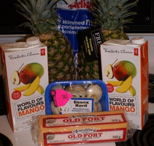 grocery game challenge april 2014