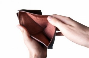 empty wallet financial decision making