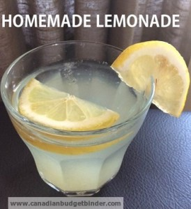 Homemade lemonade wm