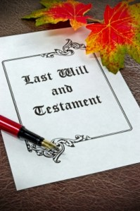 Your Will And The Legal Ramifications Of Death