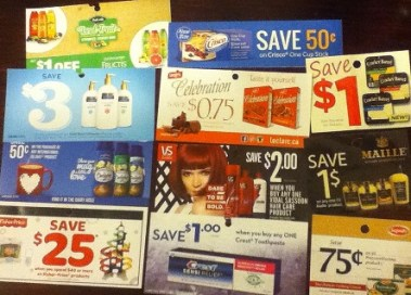 Canada Coupons December 2014