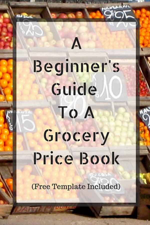 grocery price book comparison