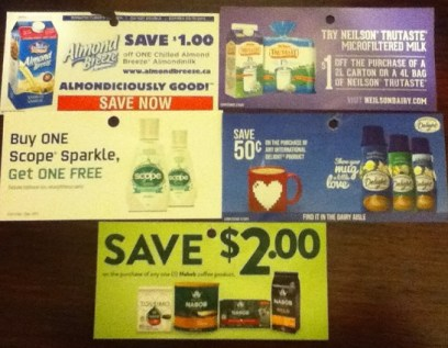 Canadian coupons january 2015 GGC 1