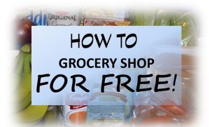 How to grocery shop for free : The Grocery Game Challenge #3 Feb 16-22, 2015