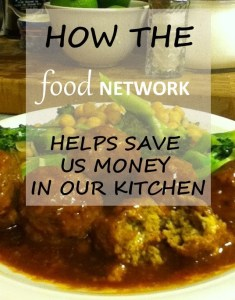 How the Food Network helps us save money : The Grocery Game Challenge #1 Mar 2- 8, 2015