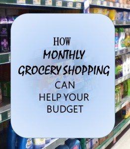 How monthly grocery shopping can help your budget: The Grocery Game Challenge #2 Mar 9-15,2015