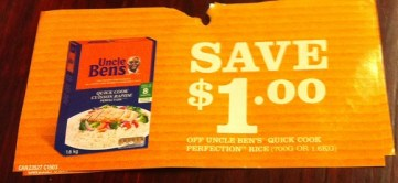 Uncle Bens Coupon Canada