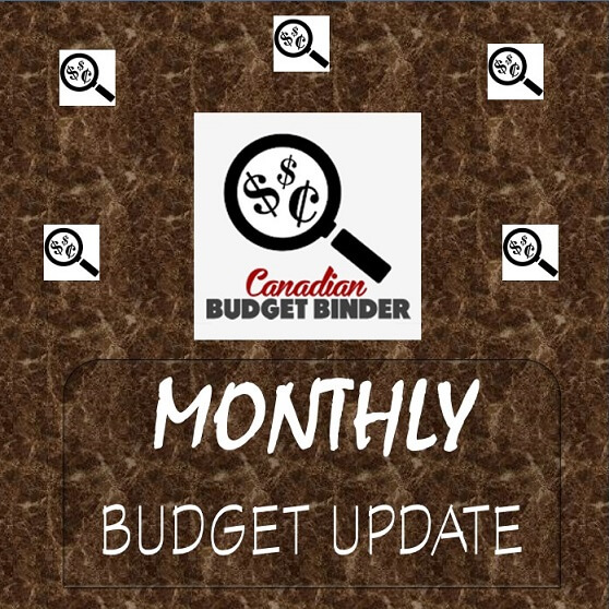 how many budget categories should i have sept 2015 budget update
