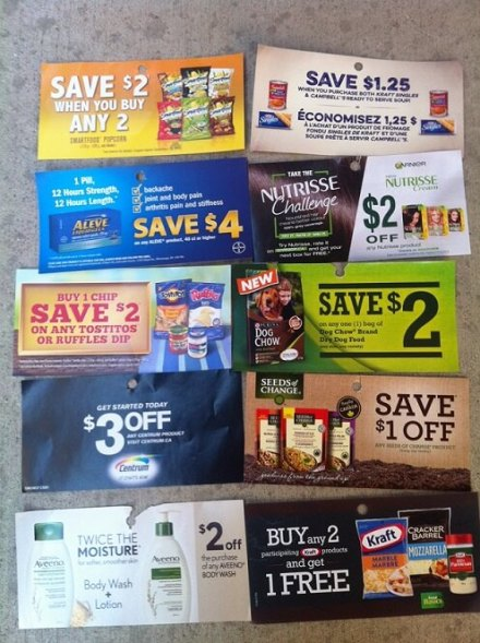 July coupons week 3 GGC