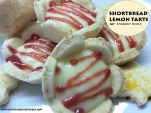 SHORTBREAD LEMON TARTS