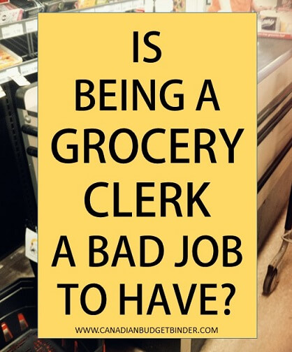Is Being A Grocery Clerk A Bad Job? : The Grocery Game Challenge #2 Oct  12 18,2015