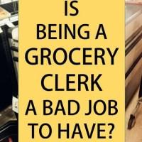grocery store clerk job
