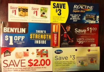 November 2015 Canada Coupons Grocery store(1)