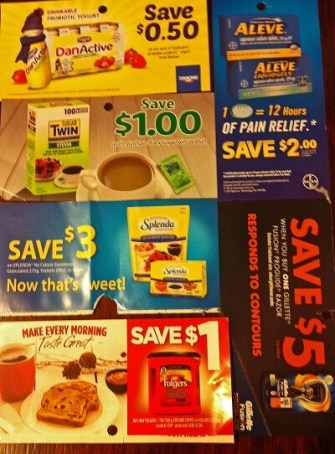 January 2016 coupons Canada