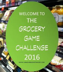 How To Survive Food Cost Increases in 2016 : Join The Grocery Game Challenge 2016 #1 Jan 4-10
