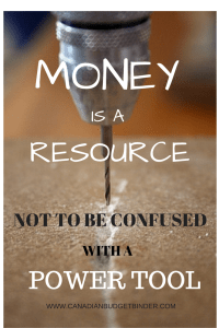 Money Is A Resource Not To Be Confused With A Power Tool : The Saturday Weekend Review #164