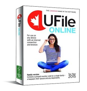 UFile Online Tax 2015
